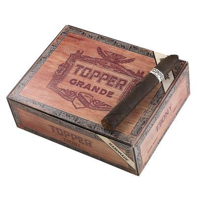 Topper Ebony box of 30