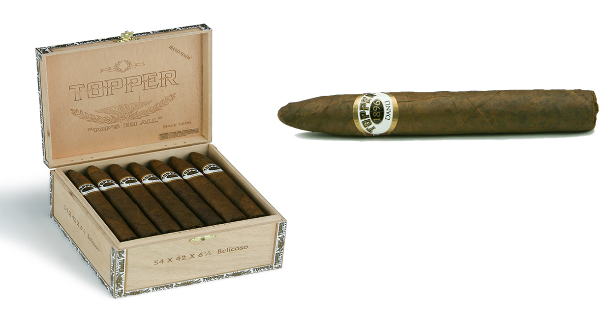 Topper Danli Belicoso box of 25