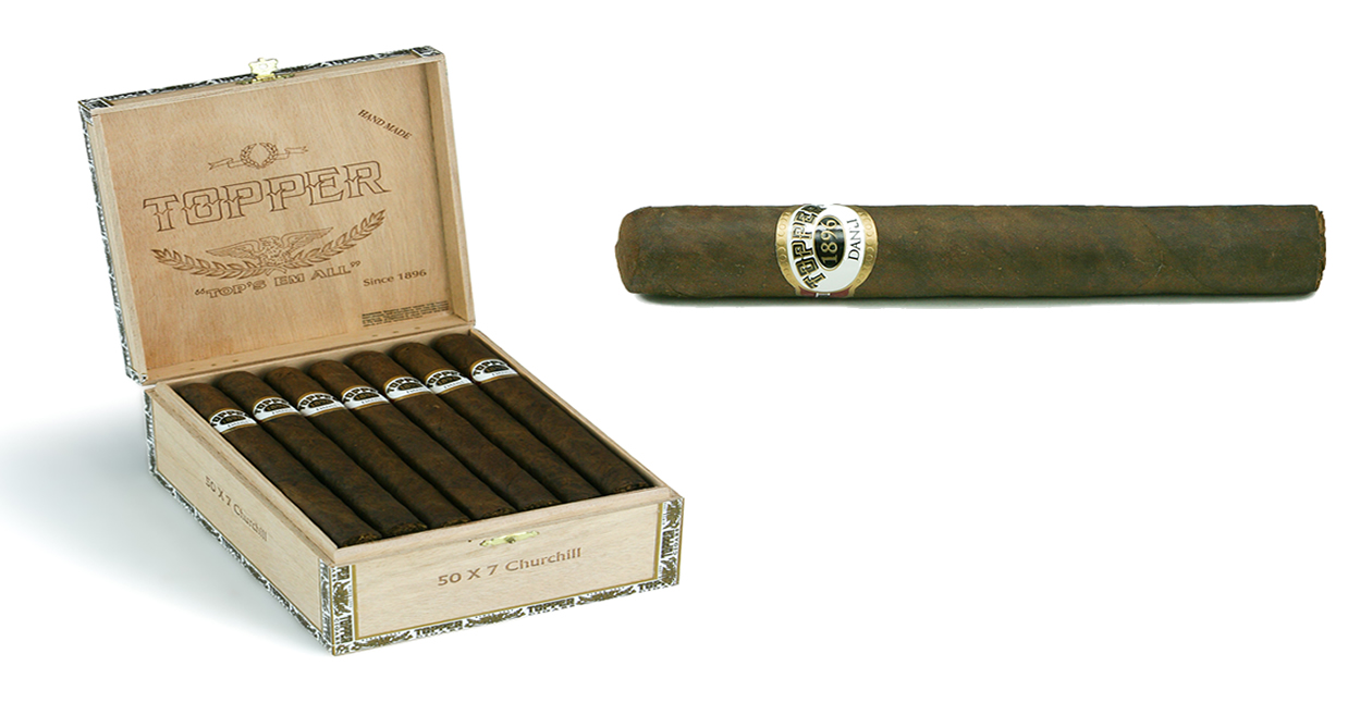 Topper Danli Robusto box of 25